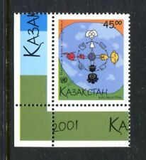 Kazakhstan, MNH, 2001, Year for the Dialogue Between the Civilizations. x31733