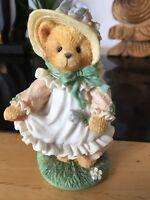 """Cherished Teddies Figurine Priscilla Hillman """"Hope"""" 1994,104"""