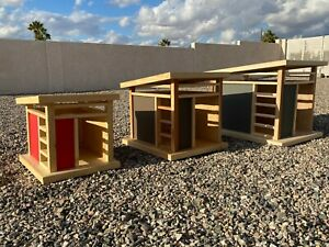 Modern Tiny Home for Dogs - Large Size