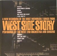 West Side Story - 1998 Rumble Boy Like That I have Love Brand New Music Audio CD