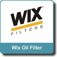 NEW Genuine WIX Replacement Oil Filter WL7252