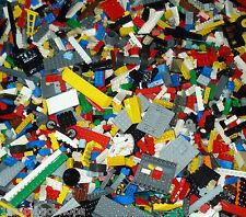 Lego 1Kg Of Random Mixed Medium/Small Bricks/Parts/Pieces Bulk Genuine!