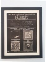 PLANXTY*Christy Moore*1979*ORIGINAL*POSTER*AD*QUALITY FRAMED*FAST WORLD SHIP