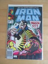IRON MAN (1968-1ST SERIES) # 275 BY JOHN BYRNE W/ SPIDER-MAN, THOR, FANTASTIC 4