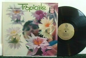 TOMMY MORGAN Tropicale 1958 Vinyl EX LP Warner Bros Space Age Jazz