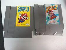 Super Mario Bros 2 3 Nintendo NES