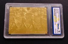 BEATLES  Abbey Road  23Kt Gold Card