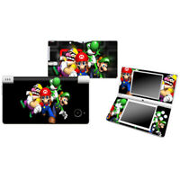 Super Mario Bros 2 Full skin Vinyl decal stickers Wrap For Nintendo DSI NDSI