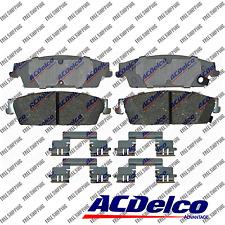 New Rear Brake Pad-Ceramic ACDelco Advantage for Gmc Sierra 1500, Yukon XL 1500