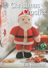 Rudolph Santa Elf /& Snowman King Cole Double Knitting Pattern for Christmas Candy Cosies 9075
