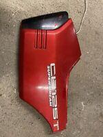 HONDA CB 125 T TFC TDJ - LEFT SIDE BODY PANEL SEAT SIDE PANEL
