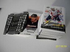 LOT OF 125  MVP 2009-10 INCLUDE 21 ROOKIES WITH CROSBY-OVECHKIN,...