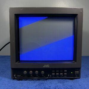 "JVC 10"" CRT Broadcasting MonitorTM-1000PS"