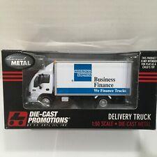 GMC Die Cast Truck 1:50 O Scale F.F Ertl American Express Business Finance New