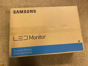 "Samsung 21.5"" Business Grade LED Display Monitor *BRAND NEW IN BOX* 1920 x 1080p"