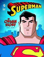 Superman: An Origin Story (DC Super Heroes Origins) by Matthew K. Manning
