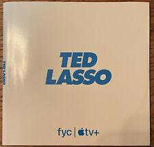 TED LASSO FYC DVD Season 1 Apple TV Show Jason Sudeikis Hannah Waddingham COMEDY