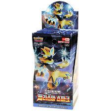 Pokemon TCG Sun Moon Thunderclap Spark Sm7a 20 Booster Packs 160 Cards Korean