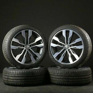 VW T-Roc A11 Cabriolet Alloy Wheels 19 Inch Suzuka Summer Wheels 2GA601025F