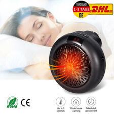 900W Heizgerät Mini Heater Heizung Heizlüfter Schnellheizer Elektro Heizer DHL