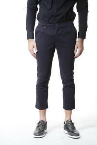 Pantaloni Daniele Alessandrini Jeans Trouser Uomo Blu PJ5265L3003306 23