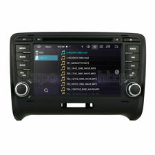 "fit AUDI TT MK2 Car Radio CD DVD MP3 Player Stereo 7"" Bluetooth GPS Navigation"