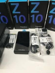 *** Brand New in Box Unlocked *** BlackBerry Z10 - STL100-1 Black 16GB!!!