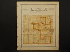 Iowa, Monona County Map, Maple Township,1919  K5#37