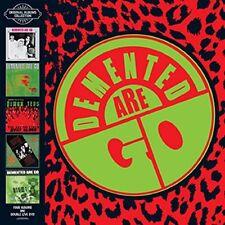 Original Albums Boxset - Demented Are Go (2014, CD NIEUW)4 DISC SET