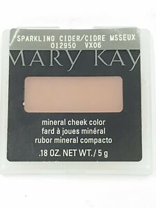 Mary Kay Mineral Cheek Color Sparkling Cider Discontinued