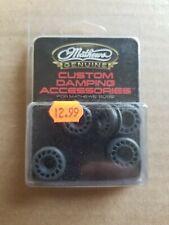 Mathews Genuine Damping Accessories Rubber (HDS) Roller Black 80599