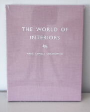 Rare! Banned! Marc Camille Chaimowicz: The World of Interiors Book OOP