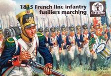 Waterloo 1815 1/72 1815 Français Infanterie Fuseliers Marche #Ap061