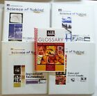 AIB International Science Of Baking Complete Course Textbooks Set W/ Glossary