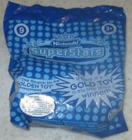 2002 Nintendo Superstars Burger King Kids Meal Toy Egg Hunter Yoshi #9