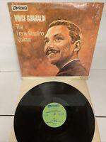 VINCE GUARALDI The Frank Rosolino Quintet LP MONO 1963 Vinyl PM 2014 - Shrink