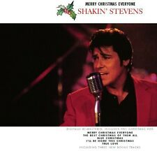 Shakin' Stevens, Sha - Merry Christmas Everyone [New CD]