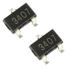 New 10PCS SMD CJ3407 MOS FET P 30V 4.1A SOT-23 Transistor