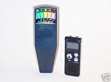 K2 KII K-II EMF Meter On-Off Switch - 8GB Digital EVP Recorder & Paranormal CD