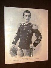 Sua Altezza Reale Il Principe di Napoli
