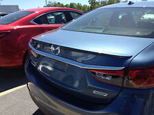 #537 PAINTED FACTORY STYLE LIP SPOILER fits the 2014 2015 2016 Mazda 6