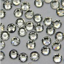 New 1000Pcs 3mm Facets Resin Rhinestone Gems Flat Back Crystal beads ~ 16Colors