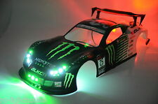RC LED Light Set for On-Road Drifter or Rally Car  #38