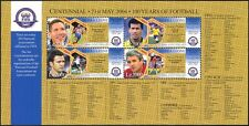 Sierra Leone 2004 FIFA 100th Anniversary/Football/Sports/Soccer 4v m/s (s4703k)