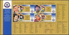 Sierra Leone 2004 FIFA 100th Anniversary/Football/Sports/Soccer 4v m/s (s4703k)