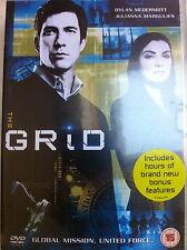 Dylan McDermott, Julianna Margulies GRID ~ 2004 Thriller   UK DVD