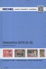 Michel Übersee Banda 5 Parte 1 Africa Occidentale 2019 (A-G) 40. Edizione