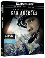 SAN ANDREAS (4K Ultra HD + Blu-Ray Disc) con Dwayne Johnson, Carla Gugino
