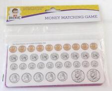Coins Matching Money Game Brainiac Math Classroom Teacher Resource Homeschool