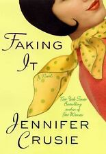 Faking It by Jennifer Crusie (2002, Hardcover,  dj) 1st